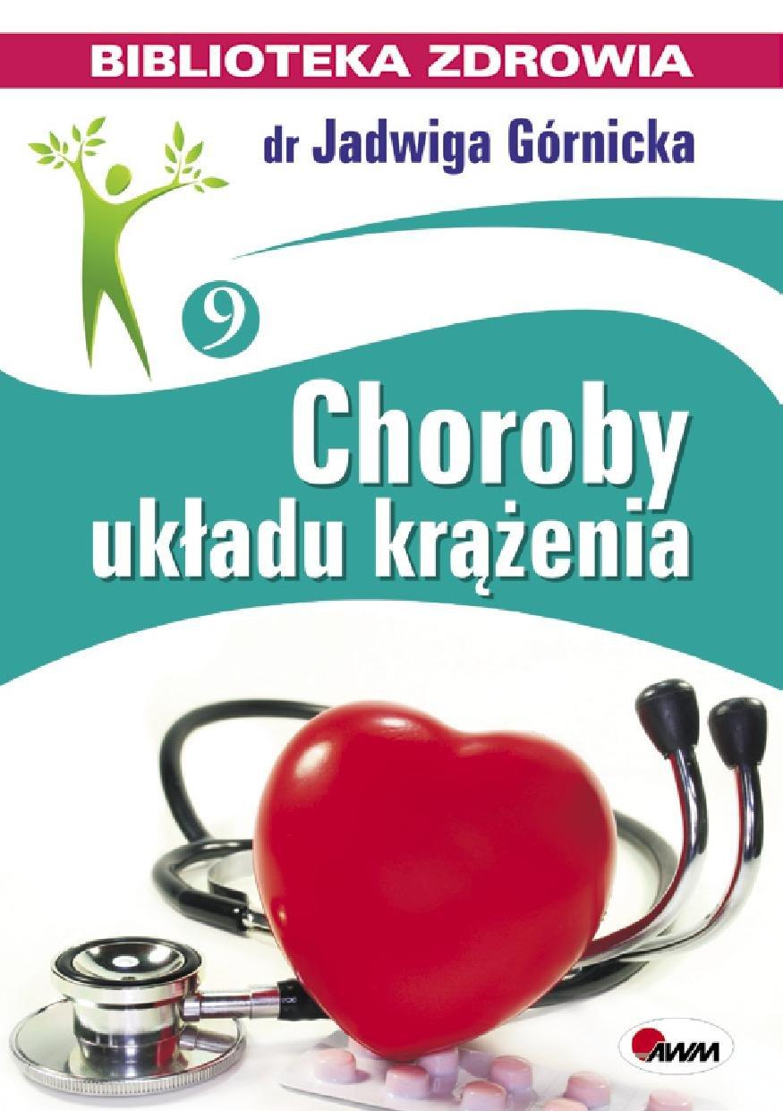 Choroby układu krążenia - Ebook (Książka PDF) do pobrania w formacie PDF