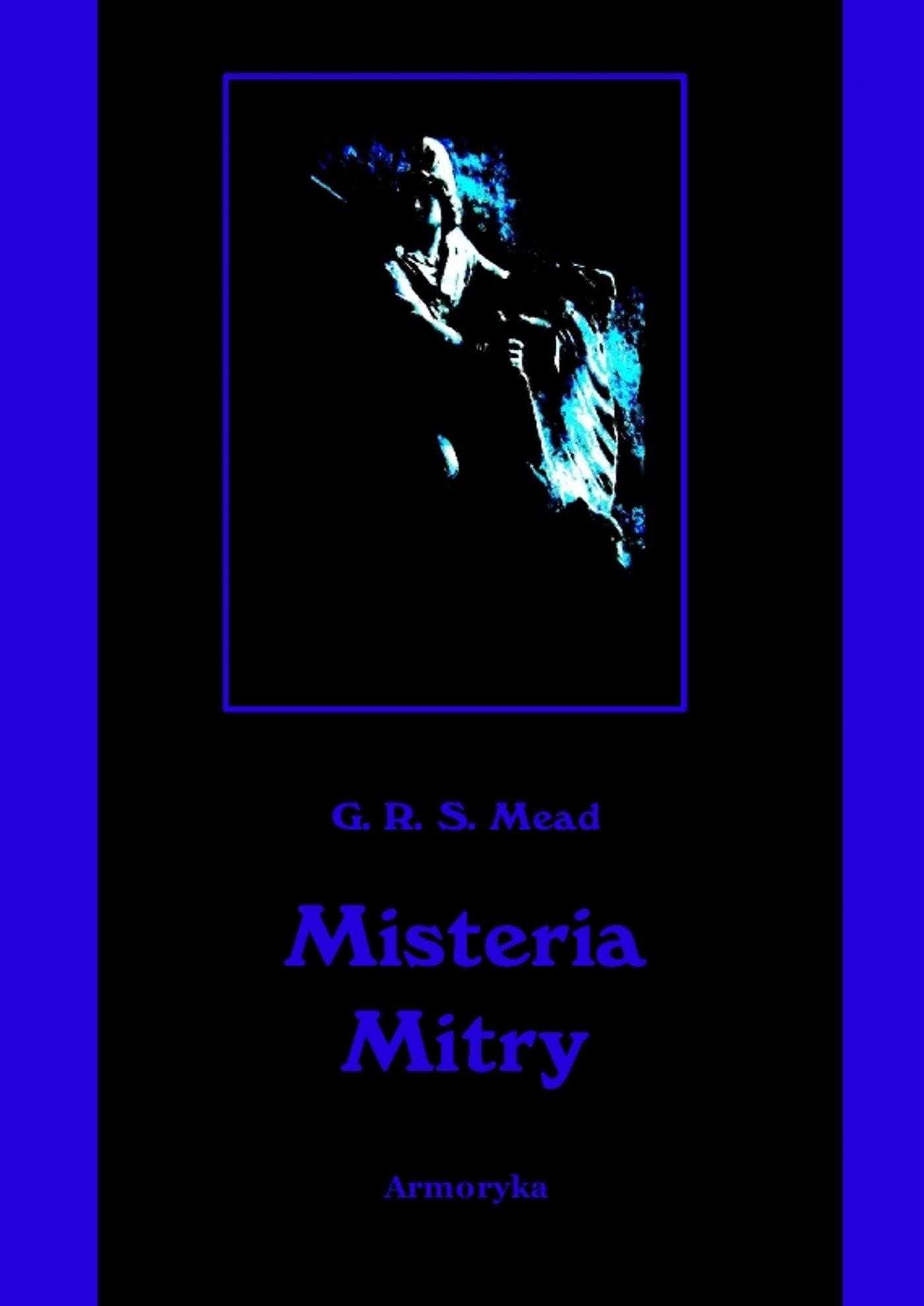 Misteria Mitry - Ebook (Książka EPUB) do pobrania w formacie EPUB