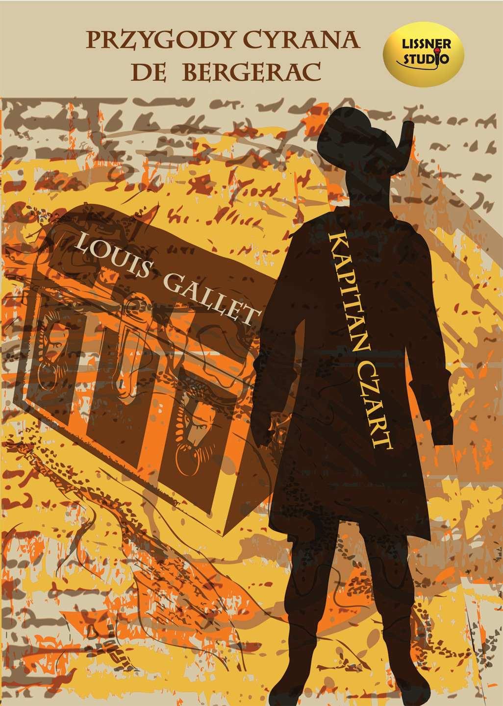 Kapitan Czart. Przygody Cyrana de Bergerac - Audiobook (Książka audio MP3) do pobrania w całości w archiwum ZIP