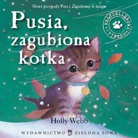 Pusia zagubiona kotka - Audiobook (Książka audio MP3) do pobrania w całości w archiwum ZIP