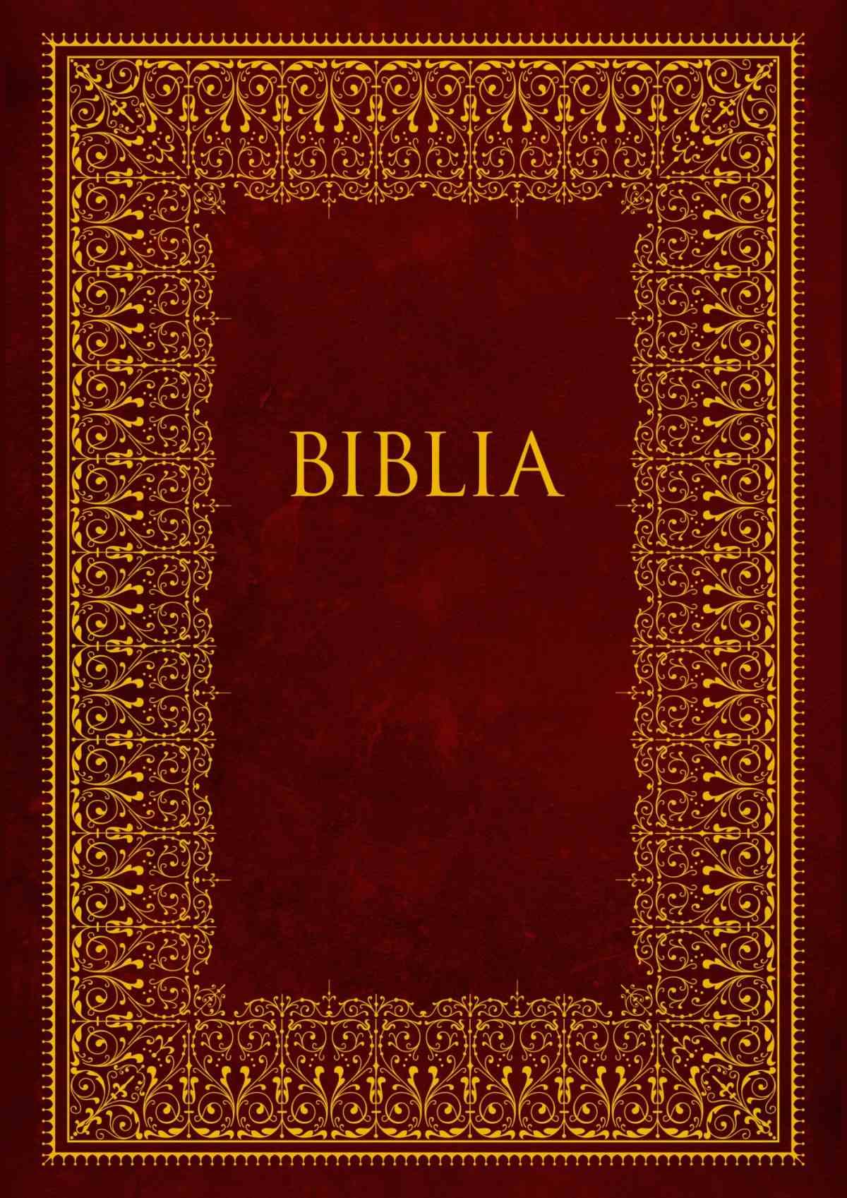 Biblia. Pismo Święte Starego i Nowego Testamentu - Ebook (Książka EPUB) do pobrania w formacie EPUB