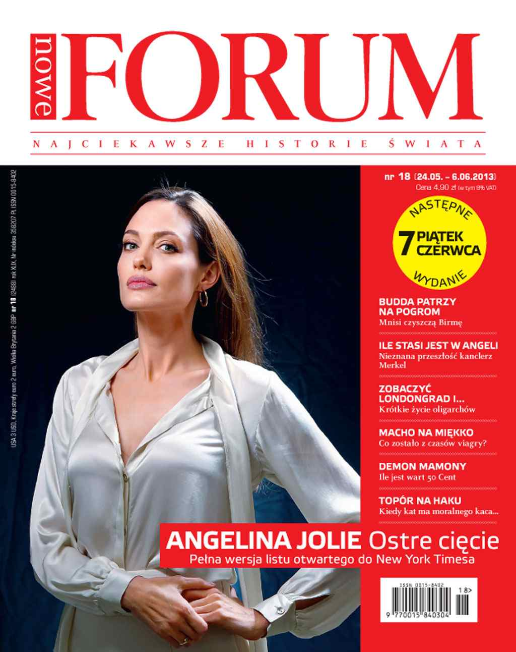Forum nr 18/2013 - Ebook (Książka PDF) do pobrania w formacie PDF