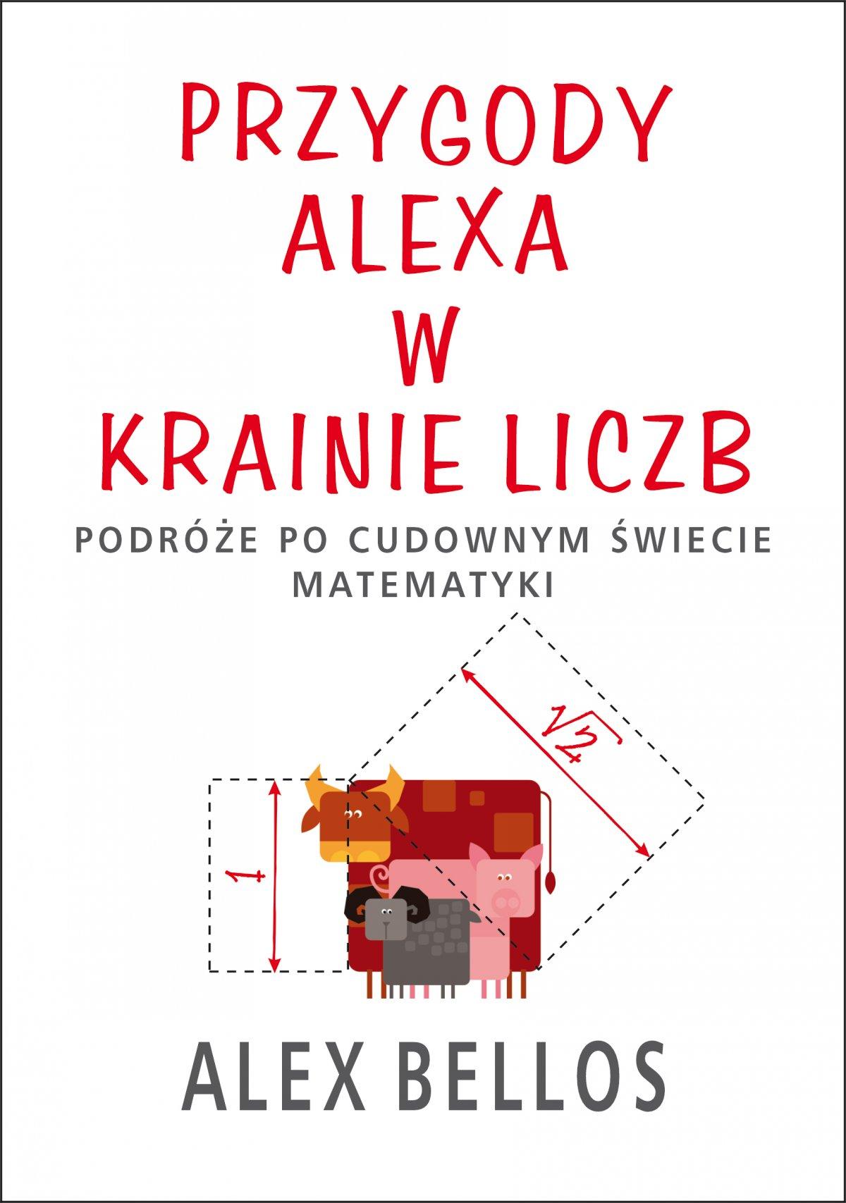 Przygody Alexa w Krainie Liczb - Ebook (Książka na Kindle) do pobrania w formacie MOBI