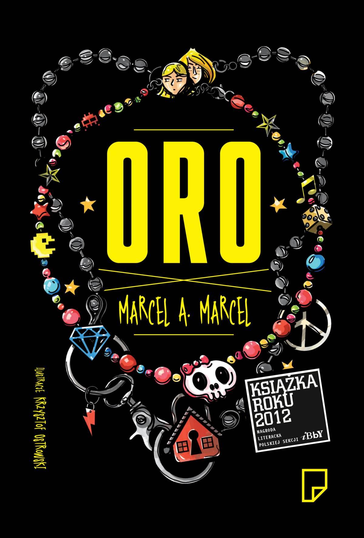 Oro - Ebook (Książka na Kindle) do pobrania w formacie MOBI
