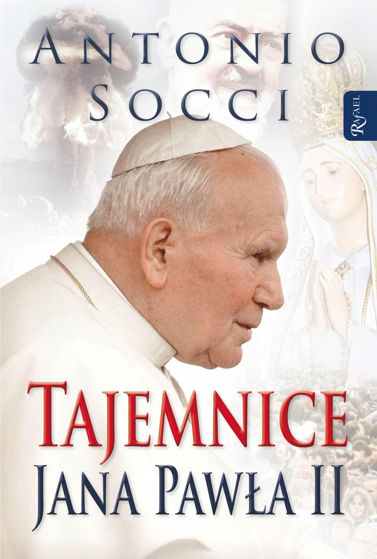 Tajemnice Jana Pawła II - Ebook (Książka EPUB) do pobrania w formacie EPUB