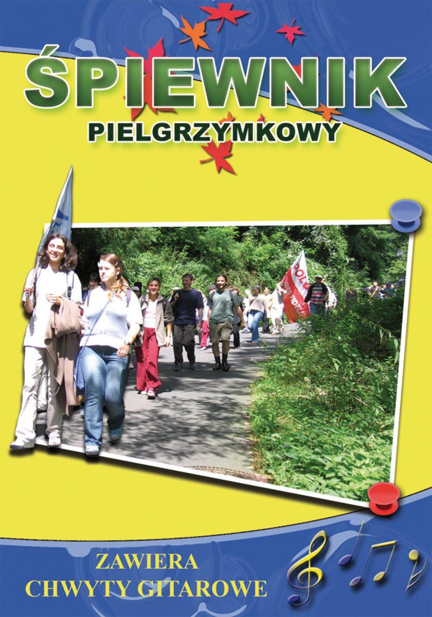 Śpiewnik pielgrzymkowy. Zawiera chwyty gitarowe - Ebook (Książka PDF) do pobrania w formacie PDF