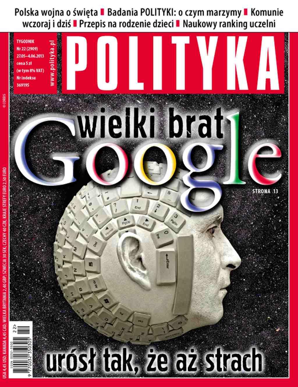 Polityka nr 22/2013 - Ebook (Książka PDF) do pobrania w formacie PDF