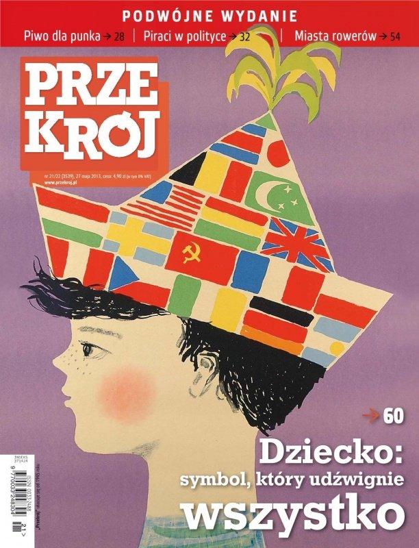 """""""Przekrój"""" nr 21/2013 - Ebook (Książka PDF) do pobrania w formacie PDF"""