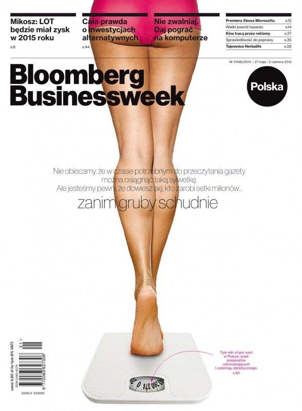 """""""Bloomberg Businessweek"""" wydanie nr 2113 - Ebook (Książka PDF) do pobrania w formacie PDF"""