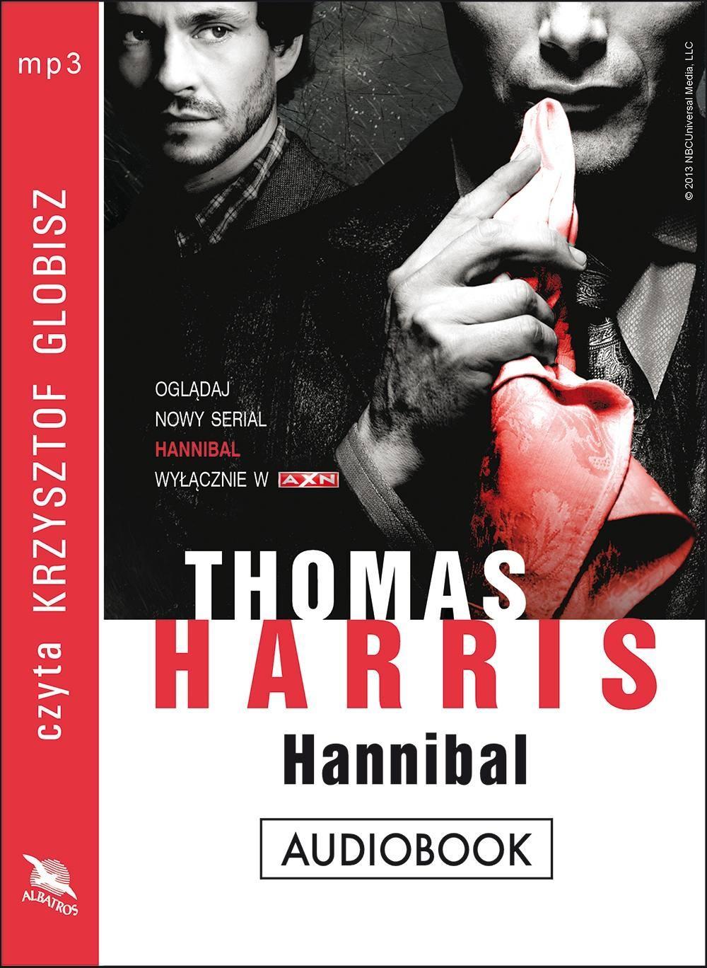 Hannibal - Audiobook (Książka audio MP3) do pobrania w całości w archiwum ZIP