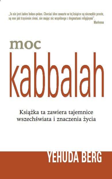 Moc Kabbalah - Ebook (Książka EPUB) do pobrania w formacie EPUB