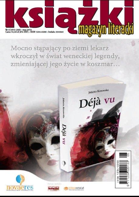 Magazyn Literacki KSIĄŻKI - nr 5/2013 (200) - Ebook (Książka PDF) do pobrania w formacie PDF