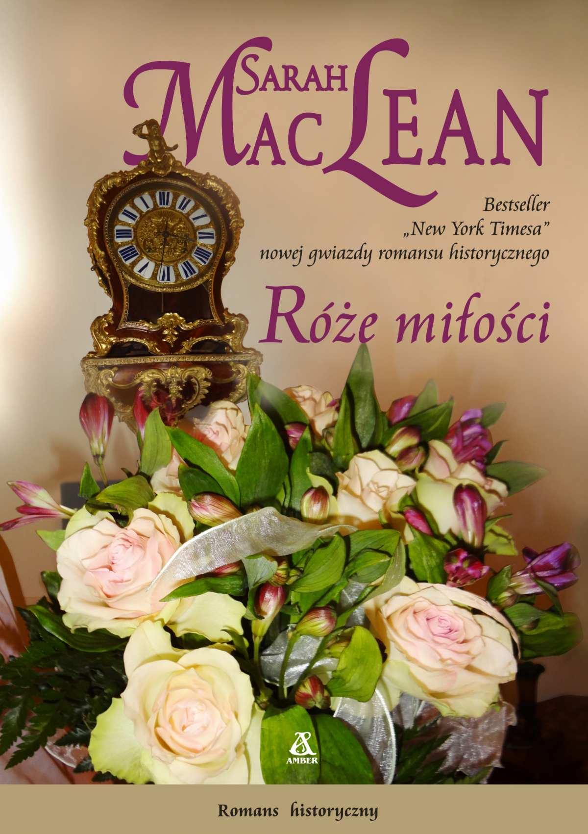 Róże miłości - Ebook (Książka EPUB) do pobrania w formacie EPUB