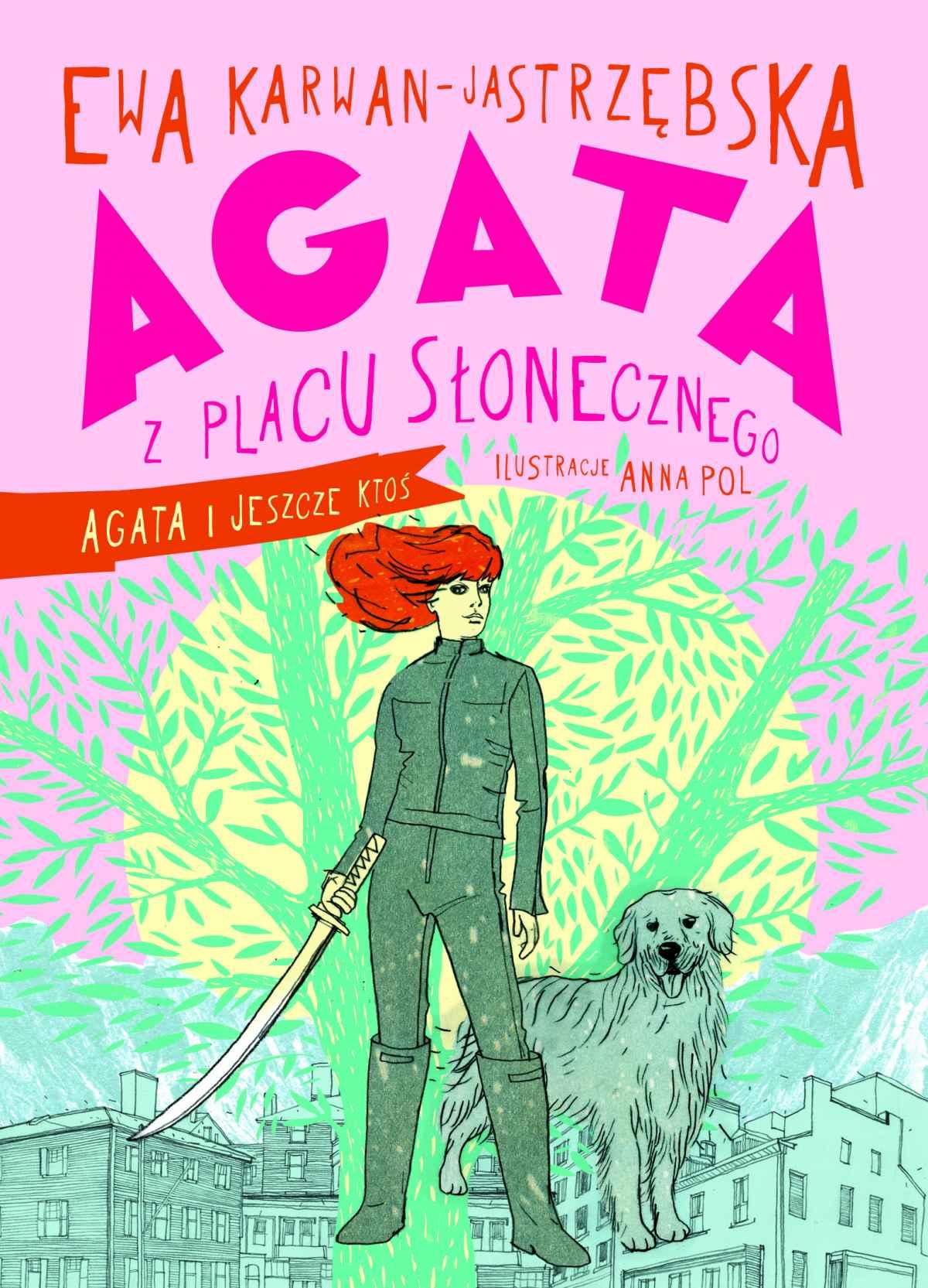 Agata i jeszcze Ktoś - Ebook (Książka EPUB) do pobrania w formacie EPUB