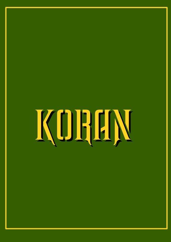 Koran - Ebook (Książka na Kindle) do pobrania w formacie MOBI