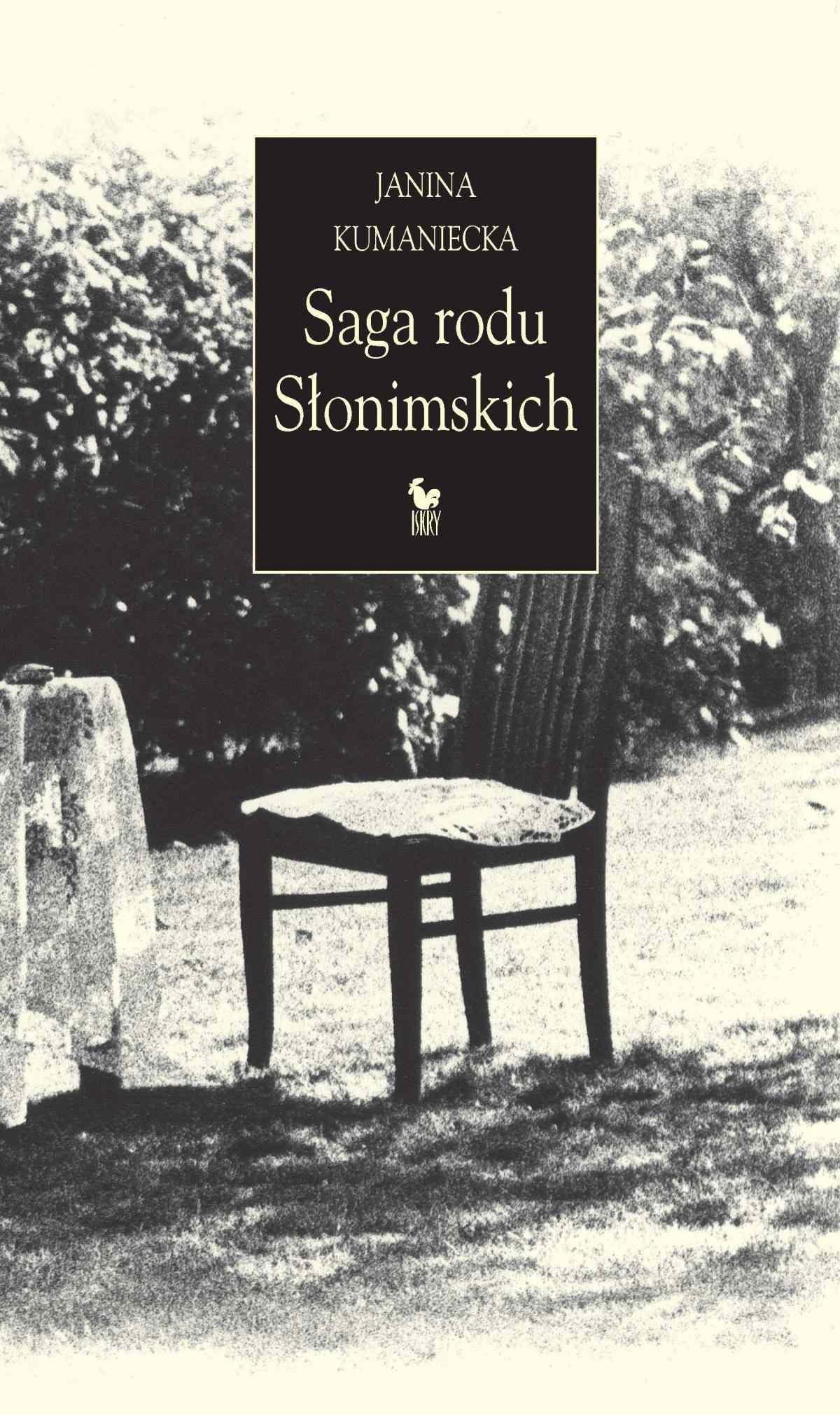 Saga rodu Słonimskich - Ebook (Książka PDF) do pobrania w formacie PDF