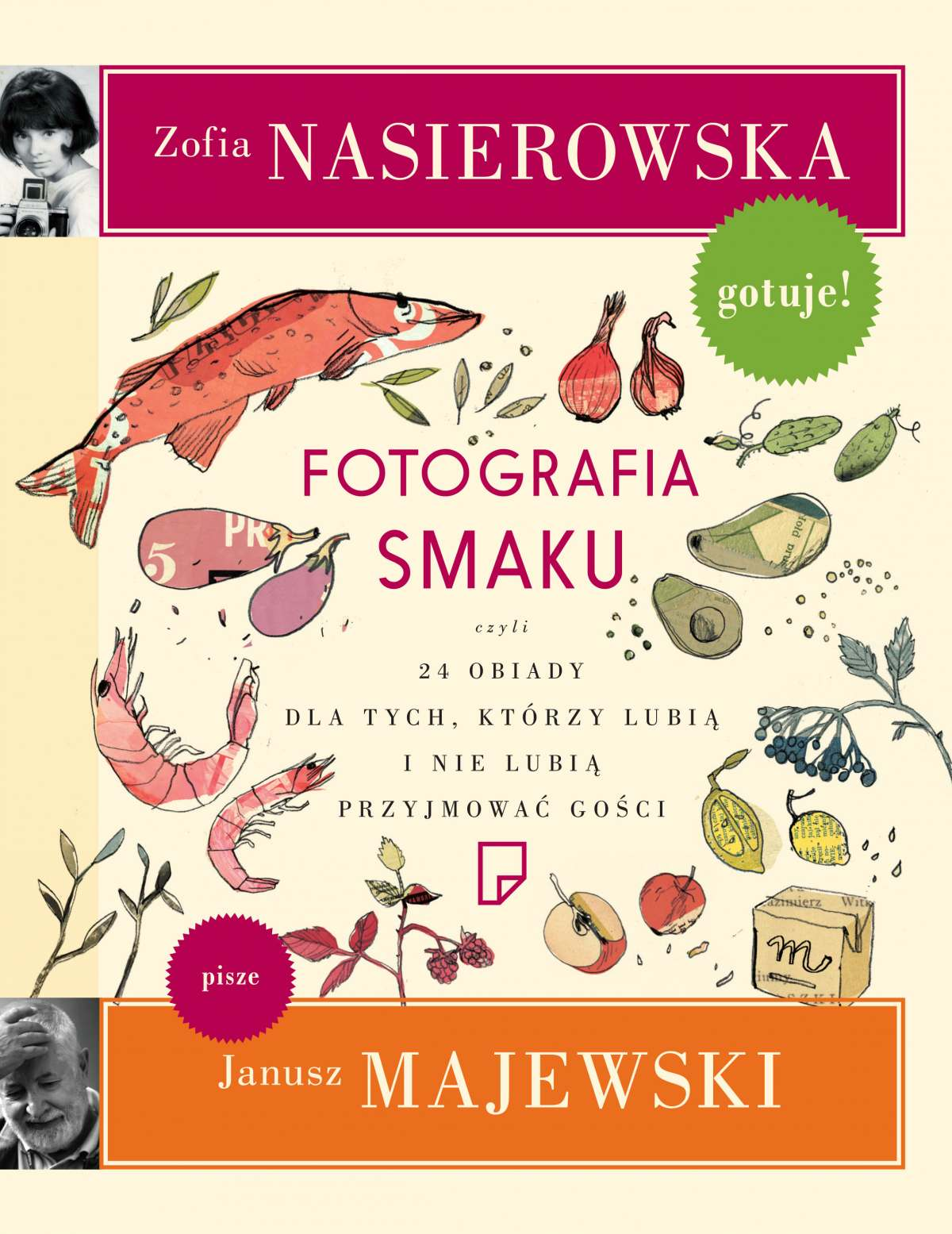 Fotografia smaku - Ebook (Książka na Kindle) do pobrania w formacie MOBI