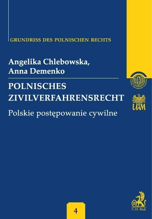 Polnisches Zivilverfahrensrecht. Polskie postępowanie cywilne. Band 4 - Ebook (Książka PDF) do pobrania w formacie PDF