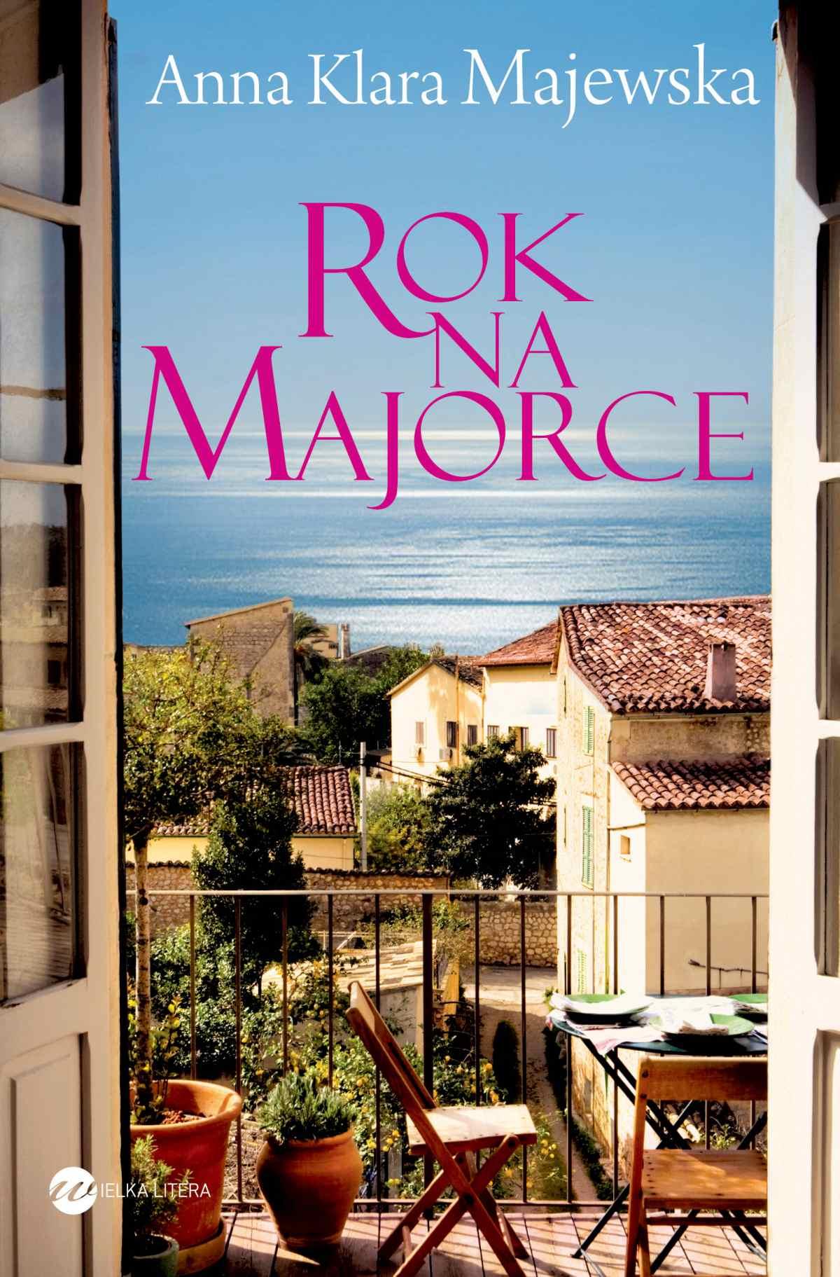 Rok na Majorce - Ebook (Książka na Kindle) do pobrania w formacie MOBI