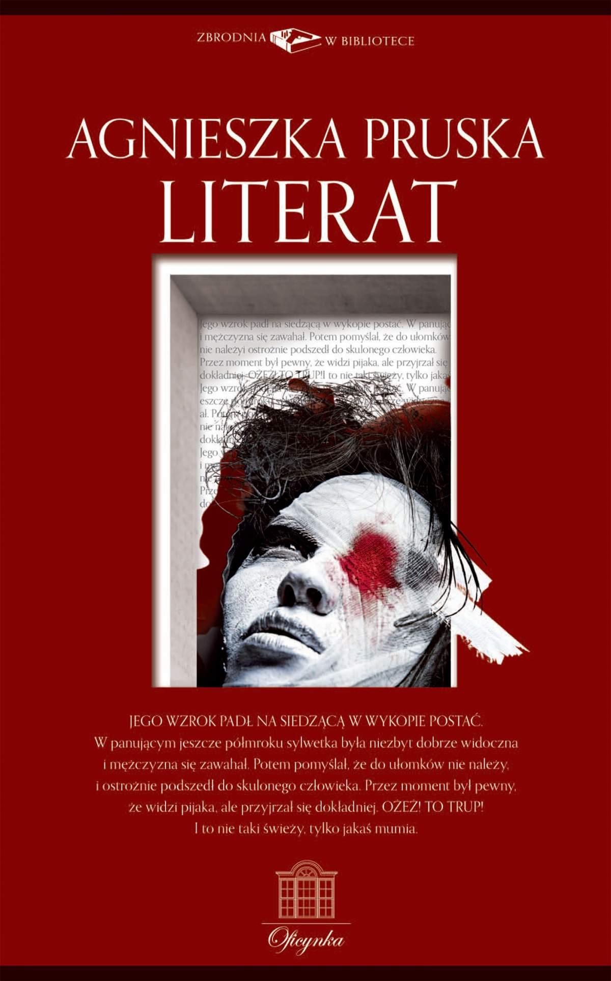 Literat - Ebook (Książka EPUB) do pobrania w formacie EPUB