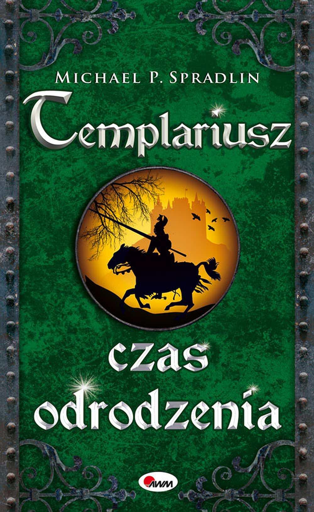 Templariusz czas odrodzenia - Ebook (Książka PDF) do pobrania w formacie PDF