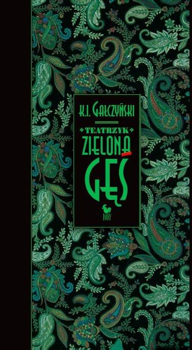 Teatrzyk Zielona Gęś - Ebook (Książka PDF) do pobrania w formacie PDF
