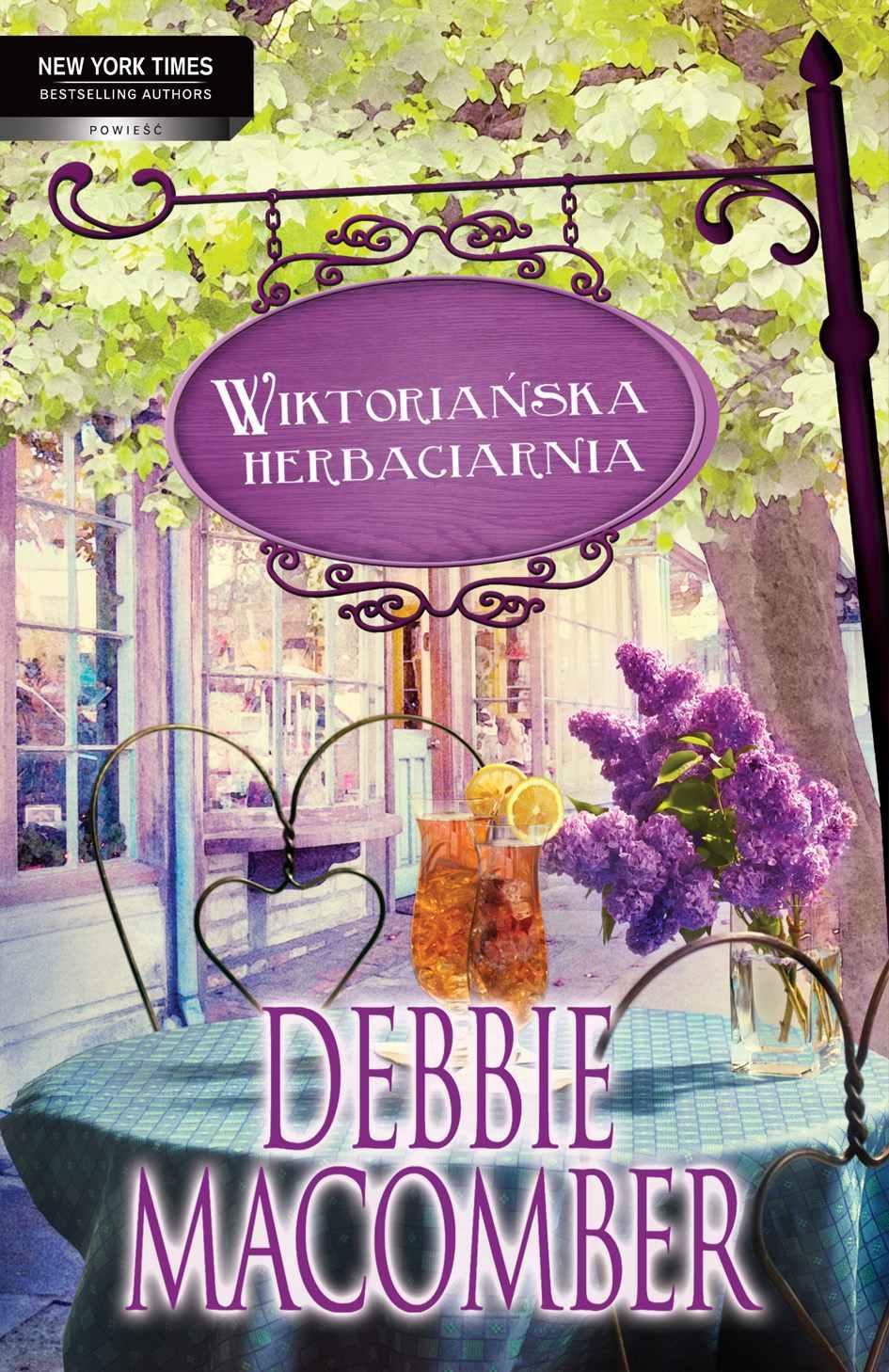 Wiktoriańska herbaciarnia - Ebook (Książka EPUB) do pobrania w formacie EPUB