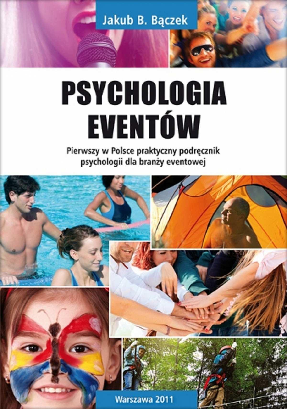 Psychologia eventów - Ebook (Książka PDF) do pobrania w formacie PDF