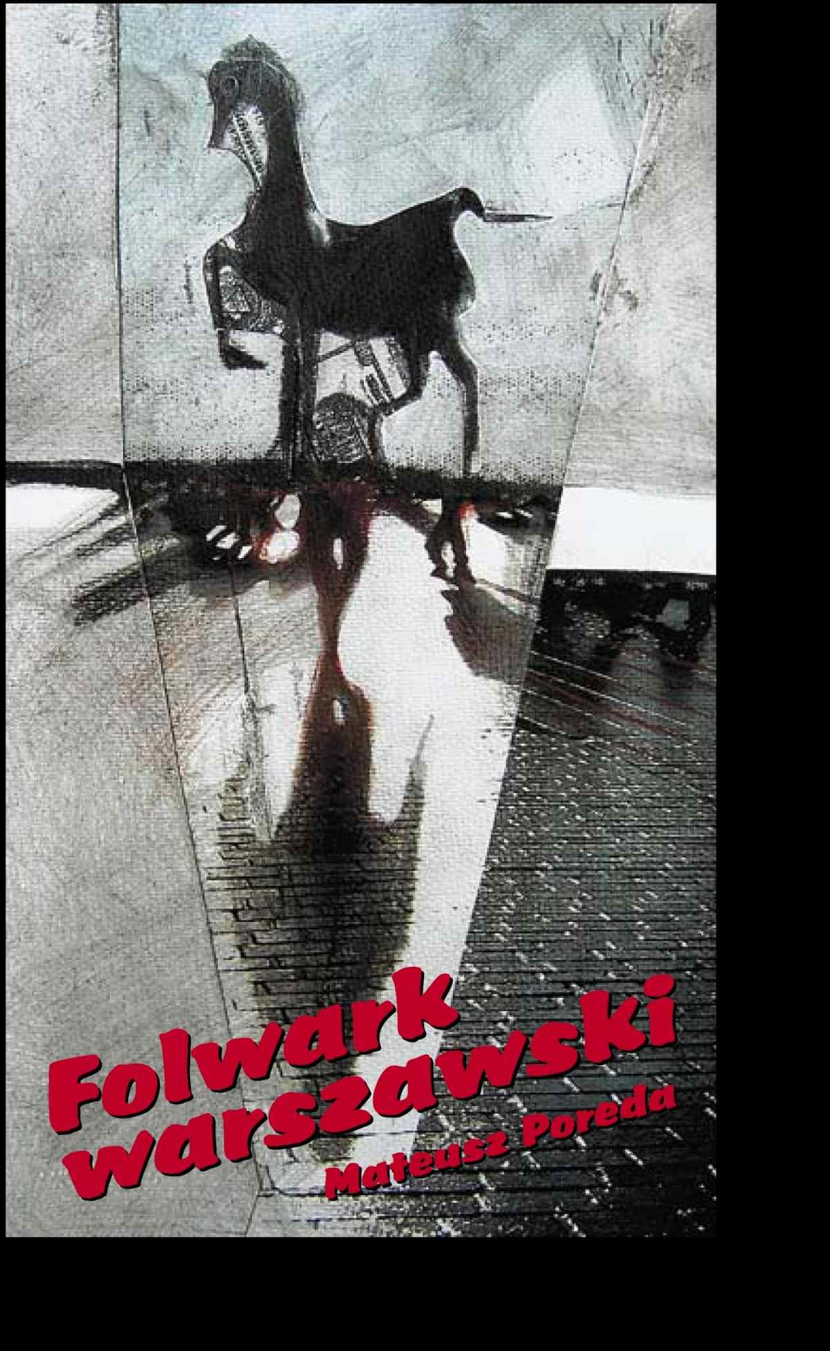 Folwark warszawski - Ebook (Książka na Kindle) do pobrania w formacie MOBI