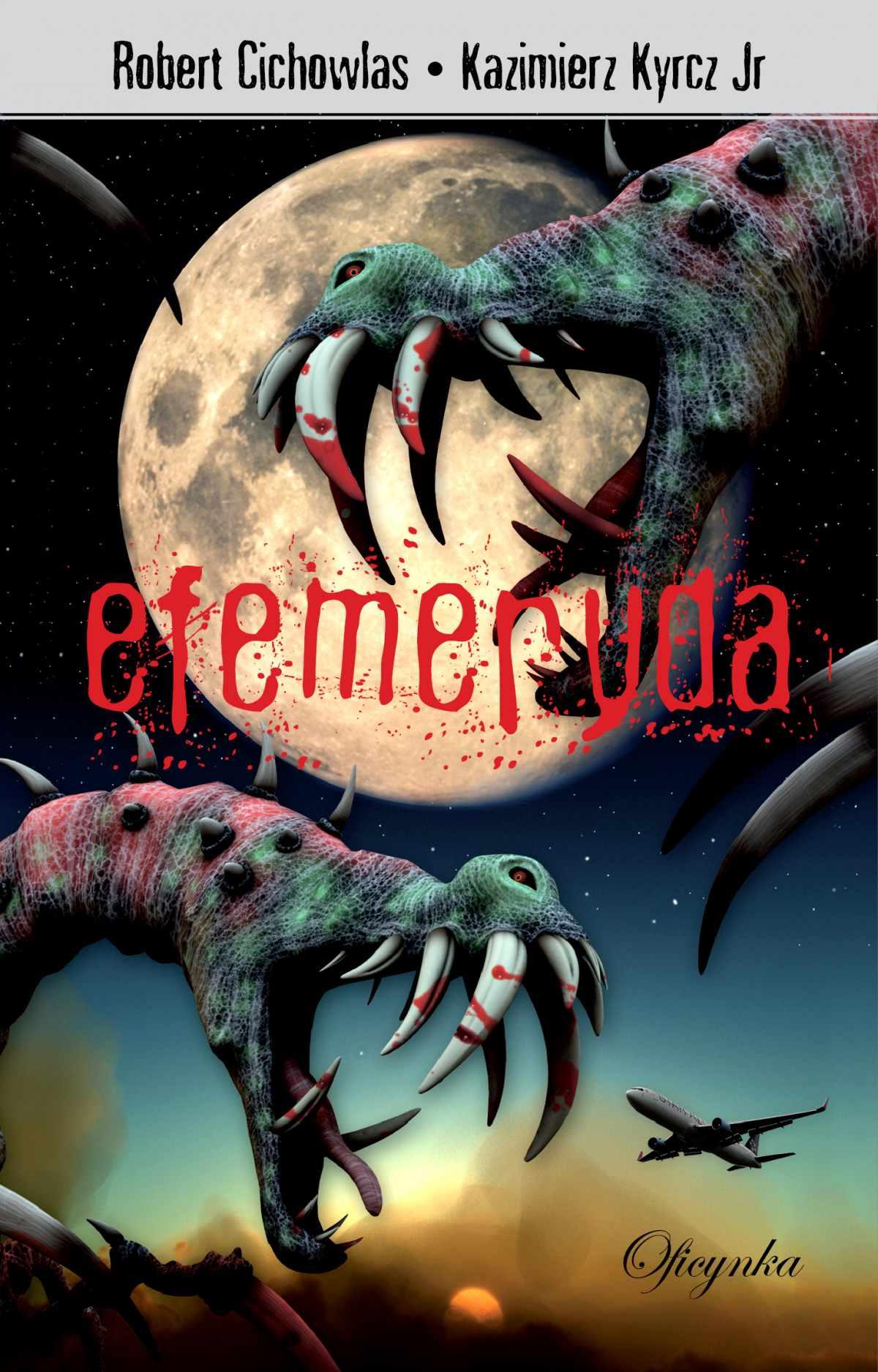 Efemeryda - Ebook (Książka EPUB) do pobrania w formacie EPUB
