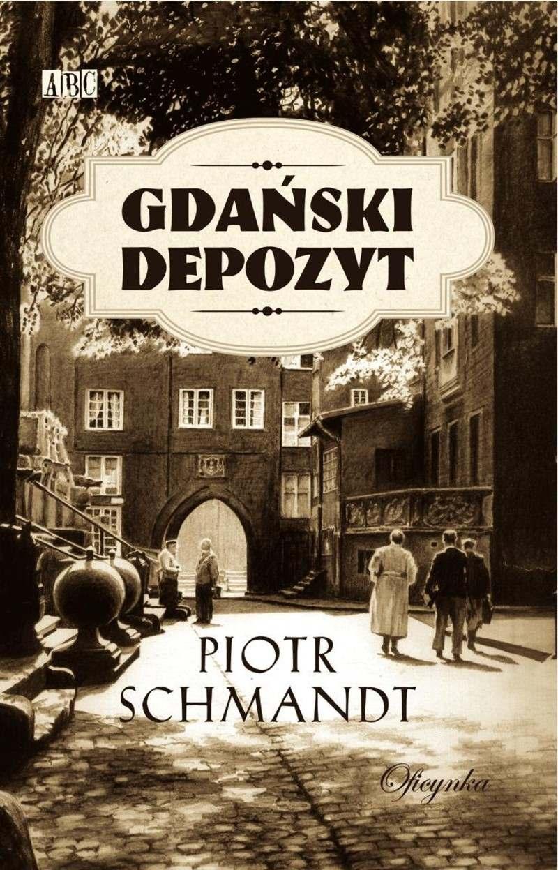 Gdański depozyt - Ebook (Książka EPUB) do pobrania w formacie EPUB