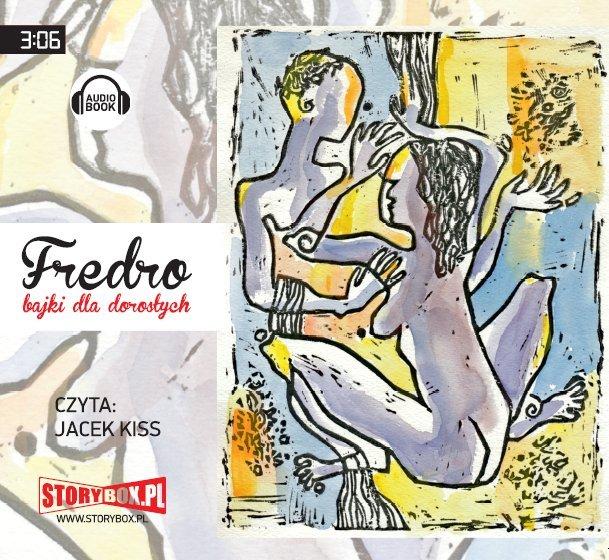 Fredro. Bajki dla dorosłych - Audiobook (Książka audio MP3) do pobrania w całości w archiwum ZIP