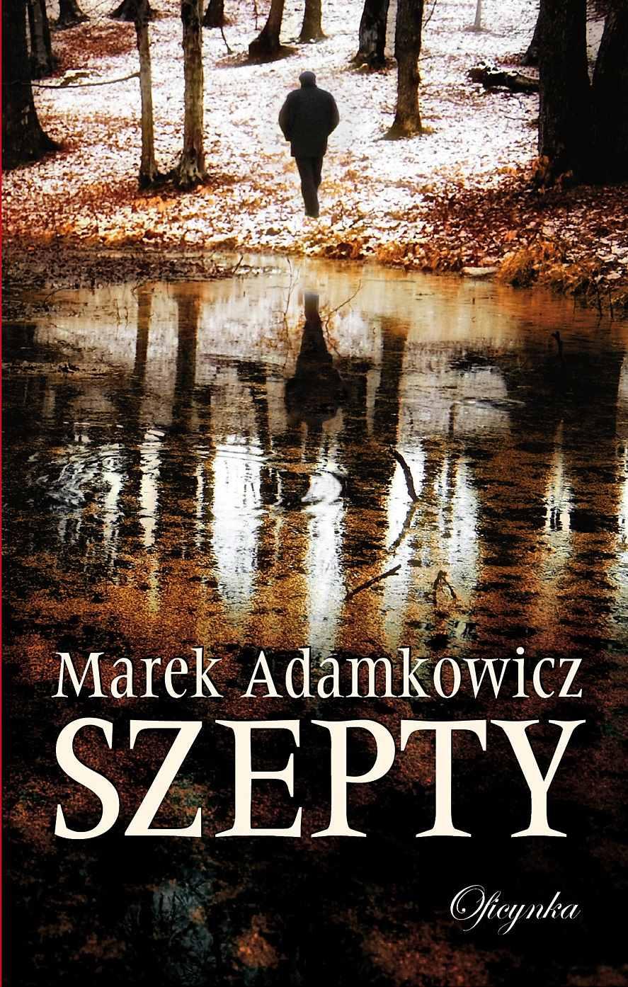 Szepty - Ebook (Książka EPUB) do pobrania w formacie EPUB