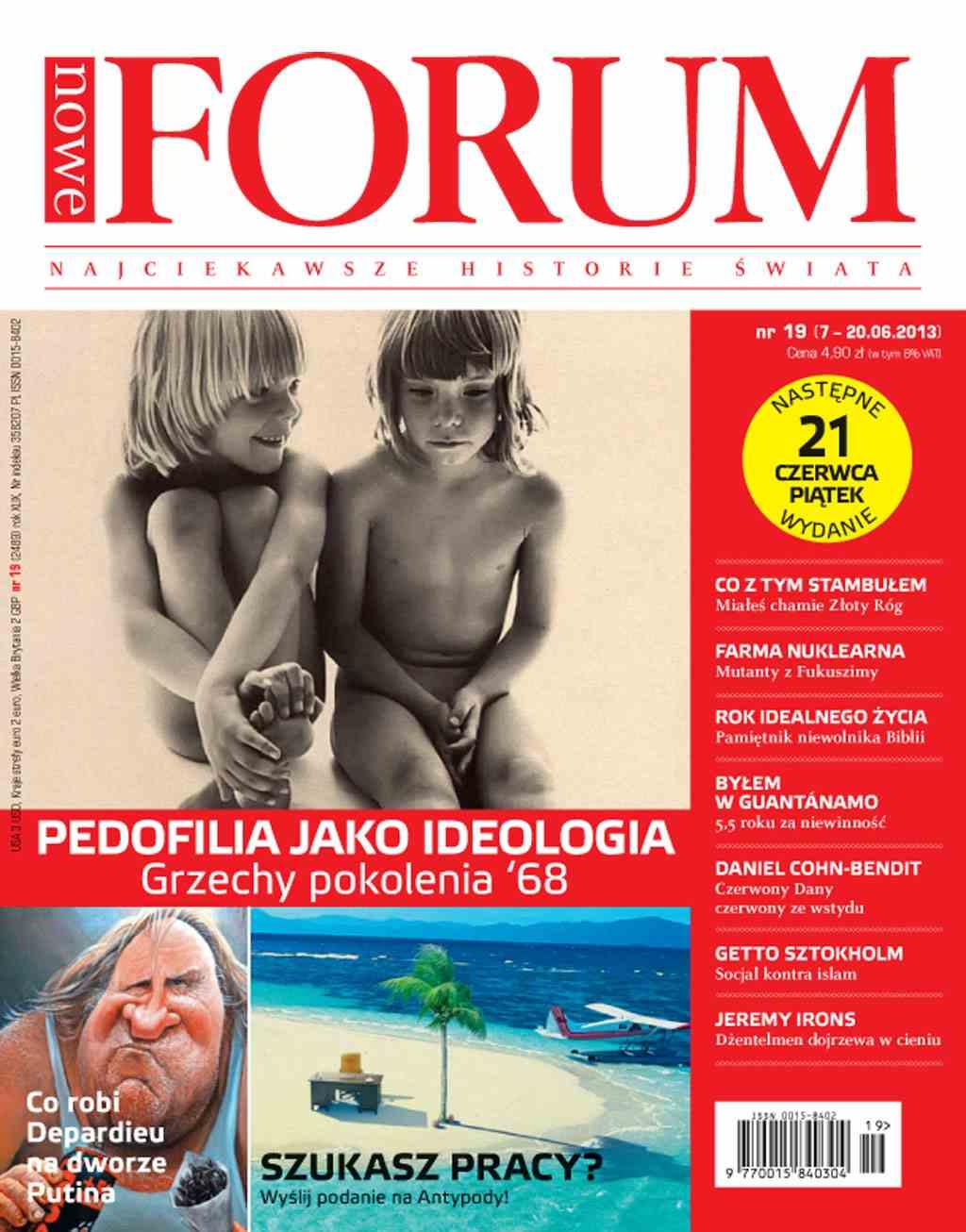 Forum nr 19/2013 - Ebook (Książka PDF) do pobrania w formacie PDF