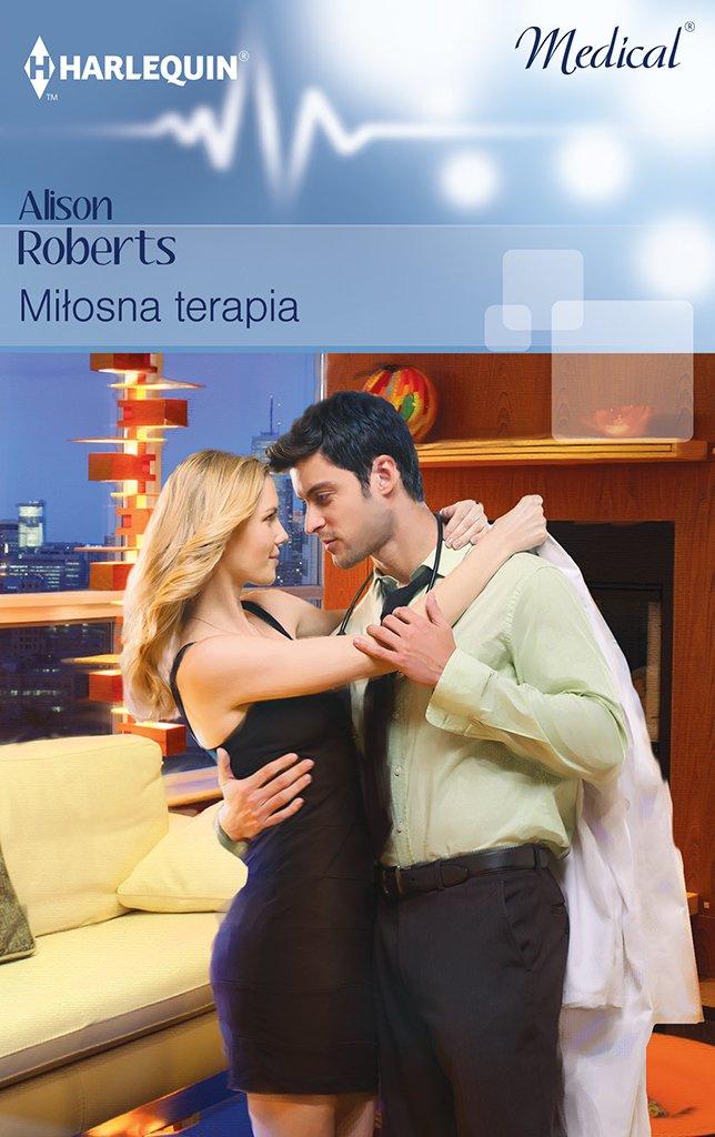 Miłosna terapia - Ebook (Książka na Kindle) do pobrania w formacie MOBI