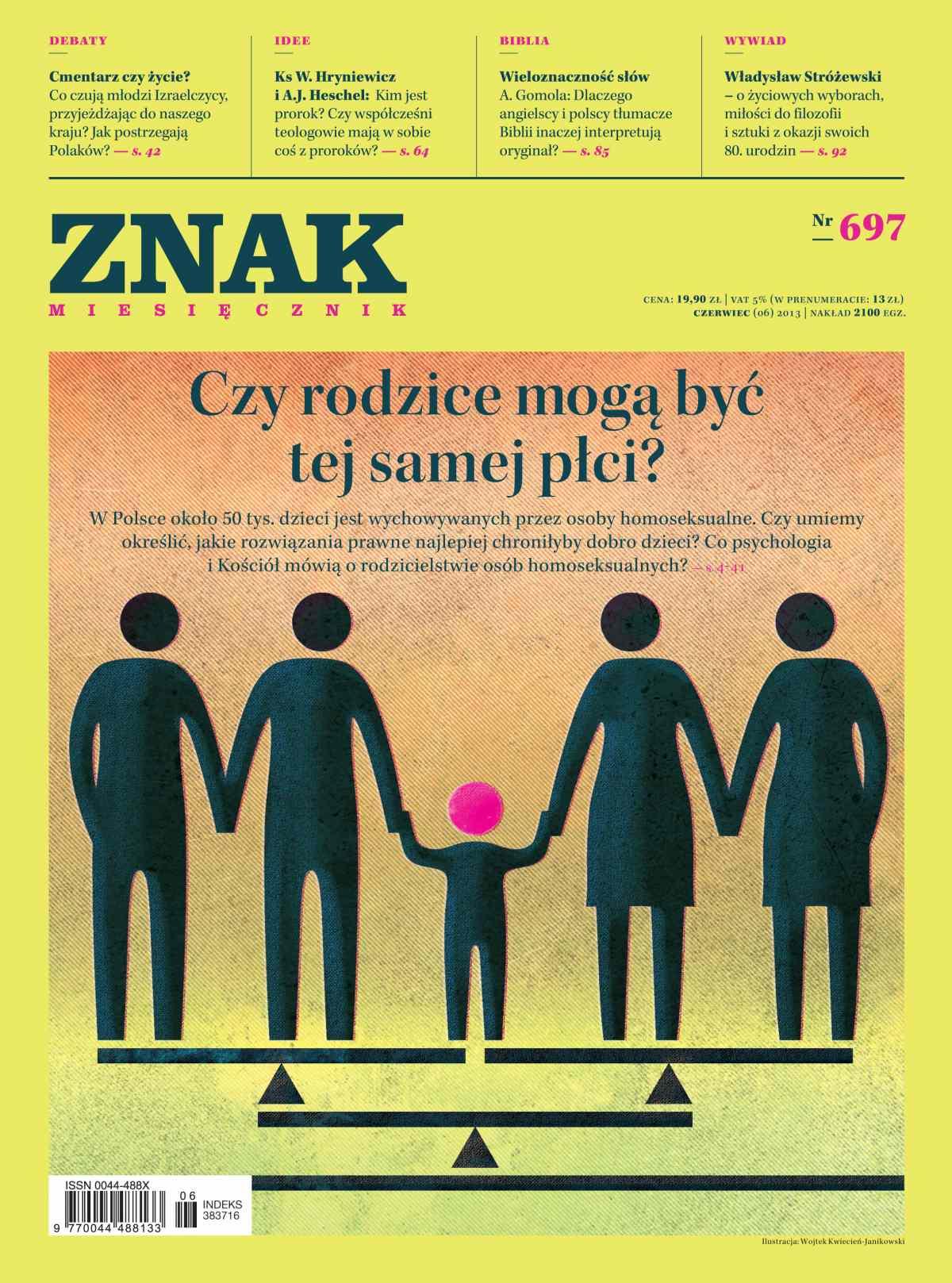 Miesięcznik Znak. Czerwiec 2013 - Ebook (Książka EPUB) do pobrania w formacie EPUB