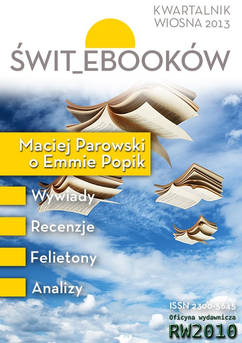 Świt ebooków nr 1 - Ebook (Książka EPUB) do pobrania w formacie EPUB