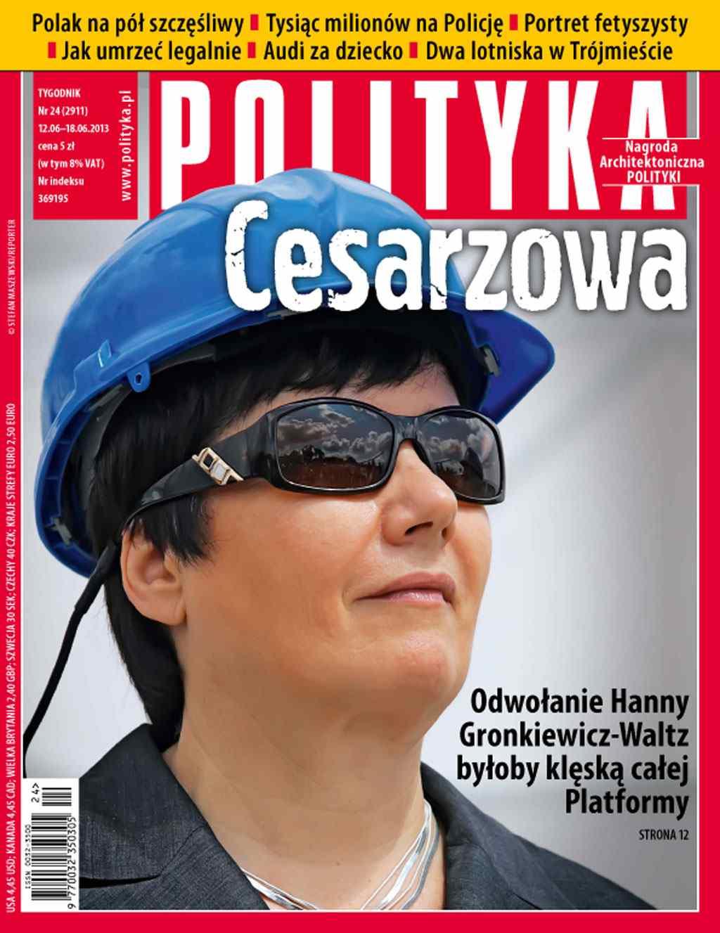 Polityka nr 24/2013 - Ebook (Książka PDF) do pobrania w formacie PDF