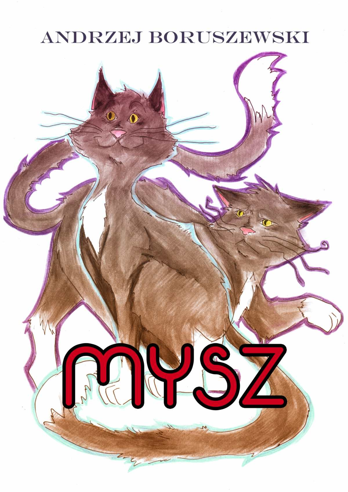 Mysz - Ebook (Książka na Kindle) do pobrania w formacie MOBI