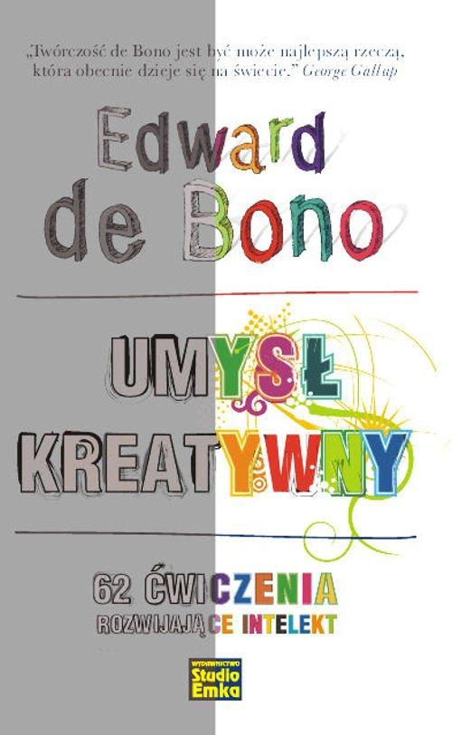 Umysł kreatywny. 62 ćwiczenia rozwijające intelekt - Ebook (Książka na Kindle) do pobrania w formacie MOBI