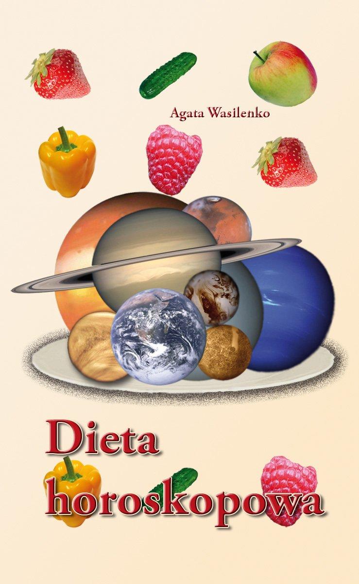 Dieta horoskopowa - Ebook (Książka EPUB) do pobrania w formacie EPUB