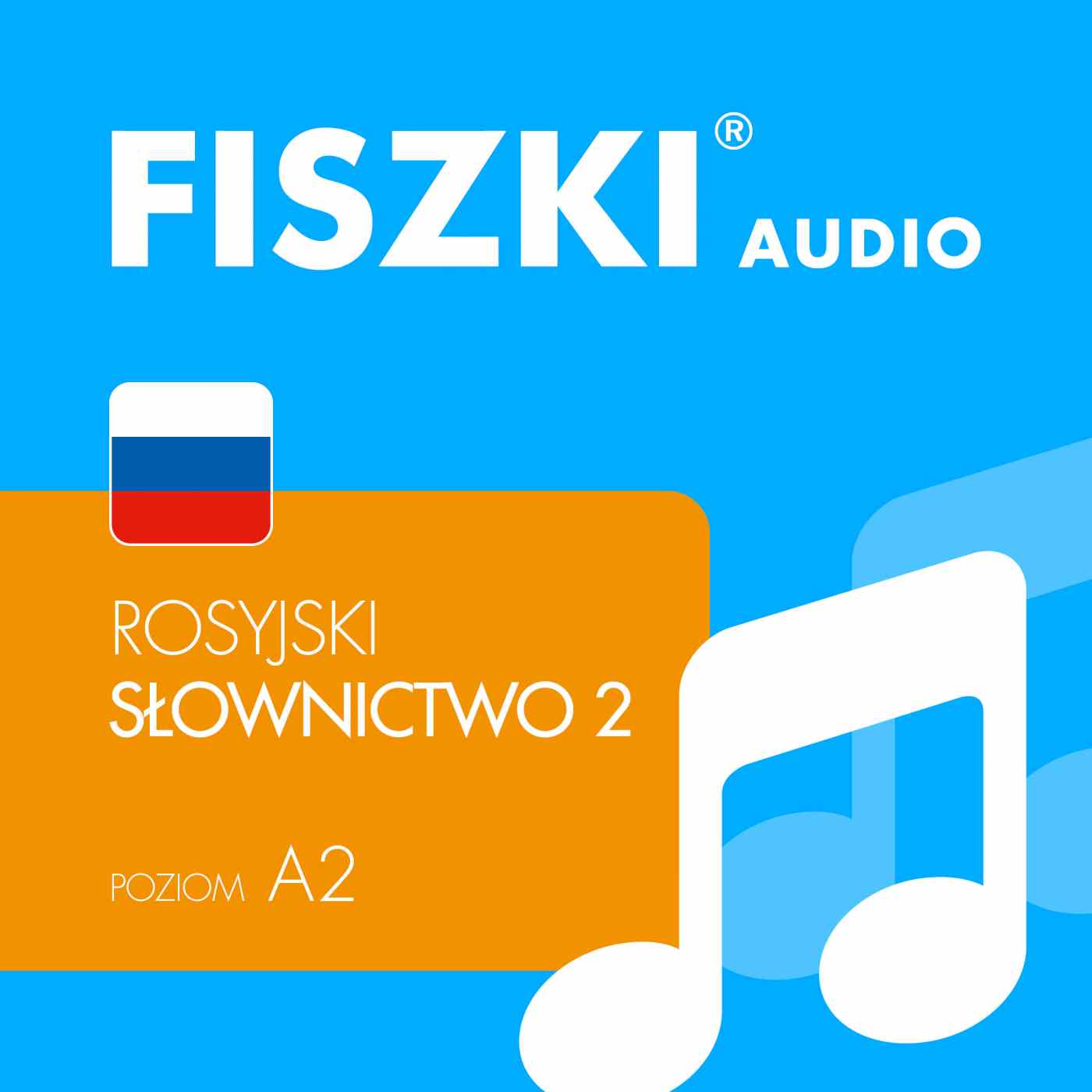 FISZKI audio - j. rosyjski - Słownictwo 2 - Audiobook (Książka audio MP3) do pobrania w całości w archiwum ZIP