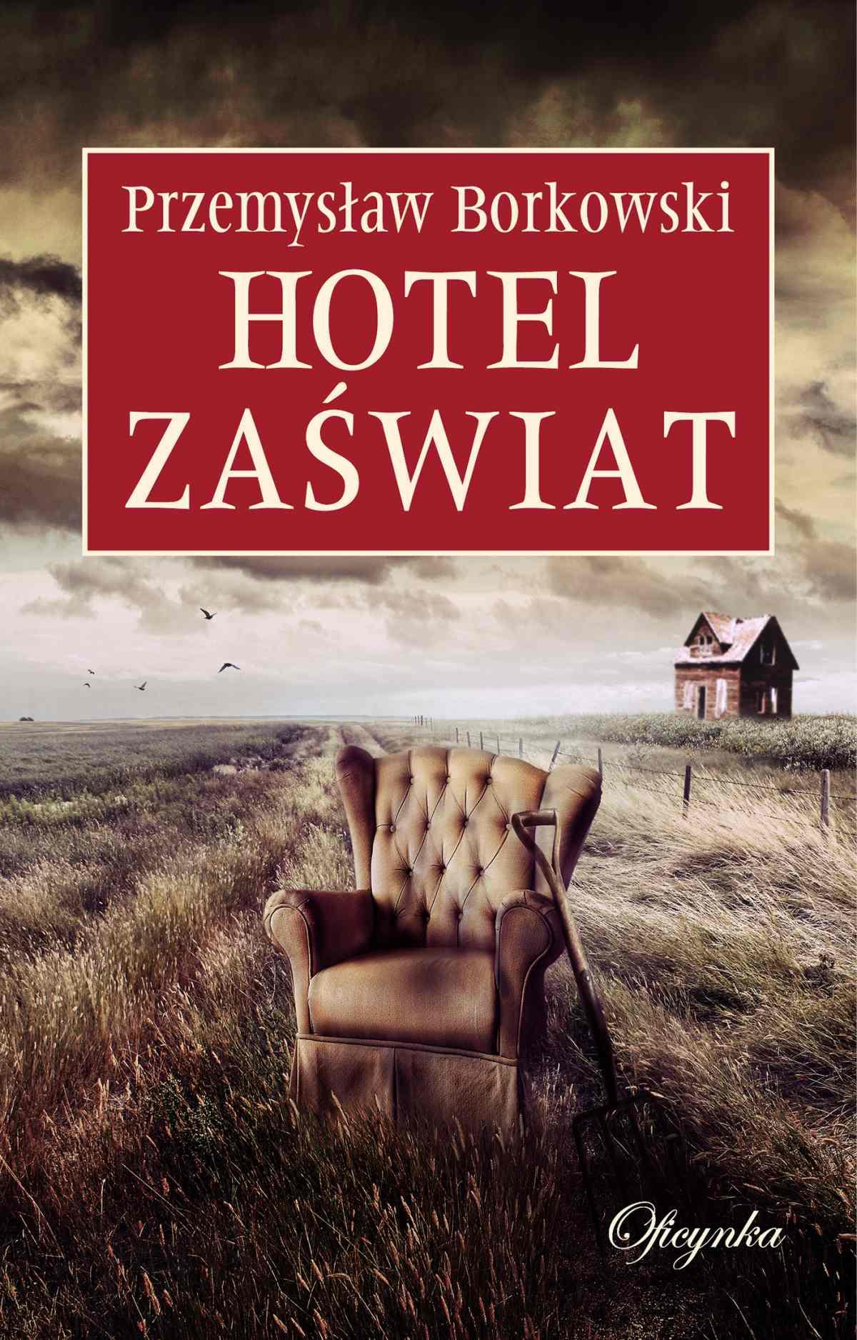 Hotel Zaświat - Ebook (Książka na Kindle) do pobrania w formacie MOBI