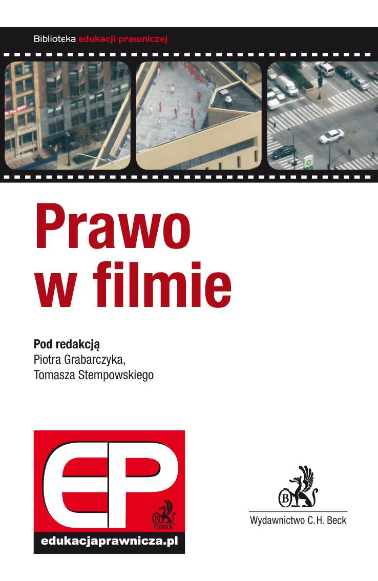 Prawo w filmie - Ebook (Książka PDF) do pobrania w formacie PDF