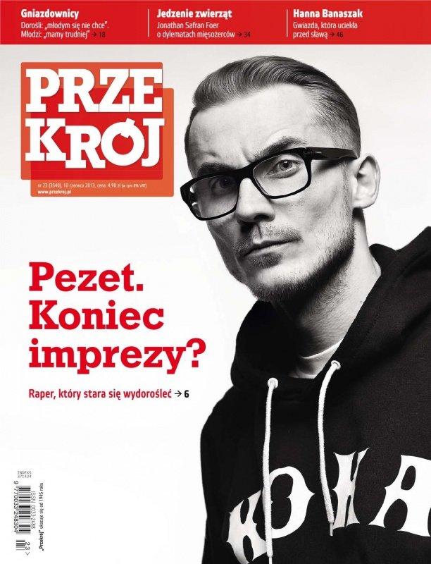 """""""Przekrój"""" nr 23/2013 - Ebook (Książka PDF) do pobrania w formacie PDF"""