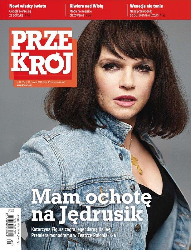 """""""Przekrój"""" nr 24/2013 - Ebook (Książka PDF) do pobrania w formacie PDF"""