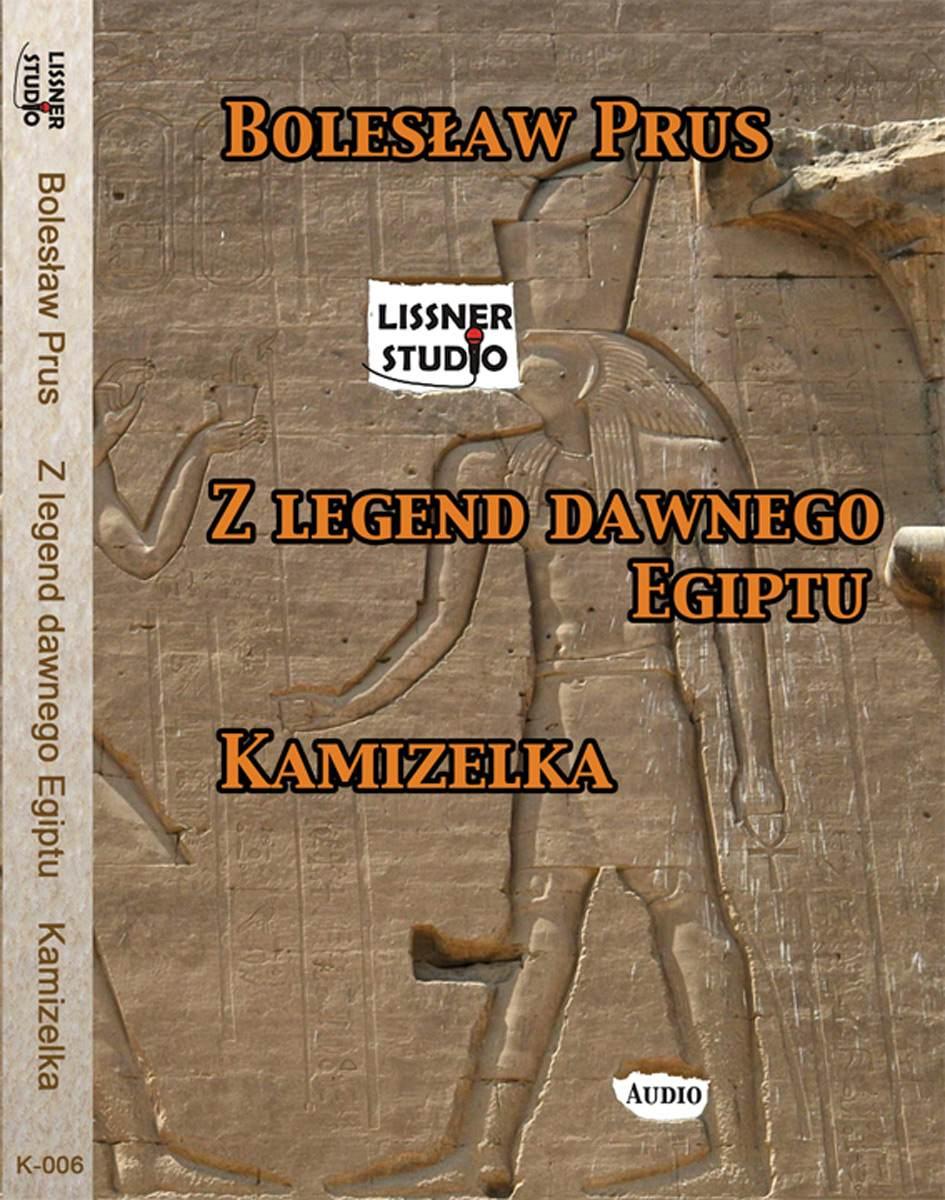 Kamizelka, z legend dawnego Egiptu - Audiobook (Książka audio MP3) do pobrania w całości w archiwum ZIP