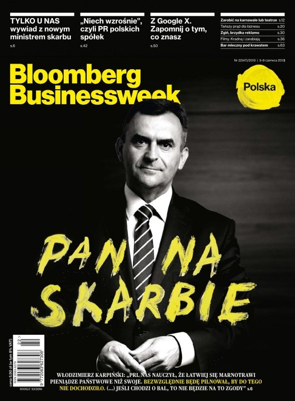 """""""Bloomberg Businessweek"""" wydanie nr 22/13 - Ebook (Książka PDF) do pobrania w formacie PDF"""