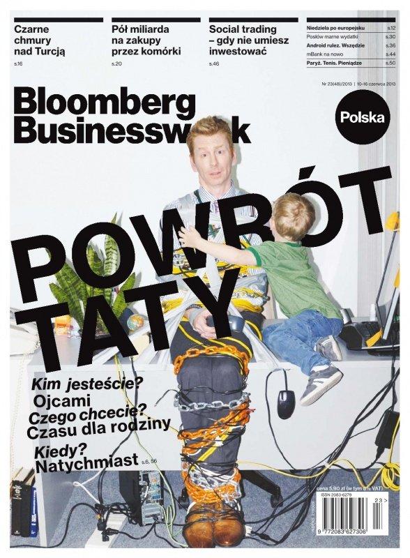 """""""Bloomberg Businessweek"""" wydanie nr 23/13 - Ebook (Książka PDF) do pobrania w formacie PDF"""