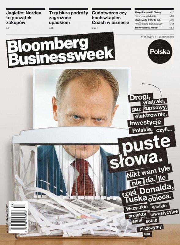 """""""Bloomberg Businessweek"""" wydanie nr 24/13 - Ebook (Książka PDF) do pobrania w formacie PDF"""
